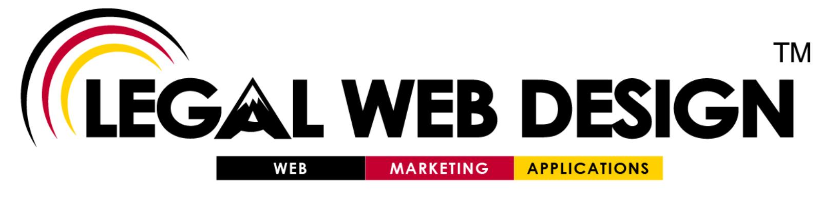 Legal Web Design review