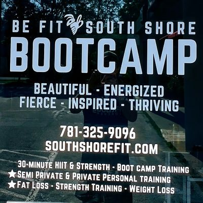 Be Fit South Shore Boot Camp & Training review